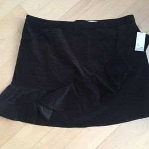 BP. Brand new Black suede skirt mini sz XL